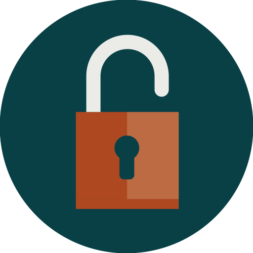 Icon Secure Lock